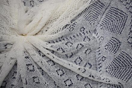 Skerries Shawl
